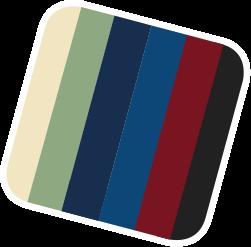 Probaie - Gamme de couleurs