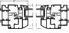 Probaie - coupe horizontale OV