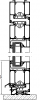 Probaie - Coupe verticale porte lourde grand trafic